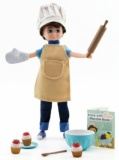 Lottie Doll Cake Bake Accessory Set